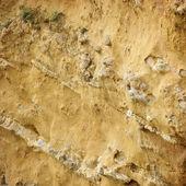 Sand wall — Stock Photo