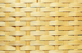 Mat of straw tapes — Stock Photo
