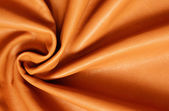 Draped leather for background — Stockfoto