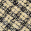 Checkered fabric — Stock Photo