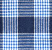 Checkered fabric — Stockfoto