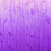 Crumpled purple fabric with gradient — Stock Photo