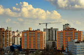 Central district of Donetsk — Stock Photo