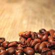 Coffee beans arabiga — Stock Photo
