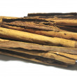 Stock Photo: Stick of cinammon group for cooking desserts