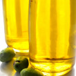 Stock Photo: Olive oil taste aromof olive fruit spain variety