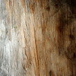 Old vintage wood table background — Stock Photo
