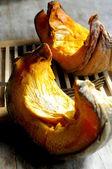 Roast pumpkin — Stock Photo