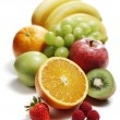 Mediterranean fruits - Stock Photo