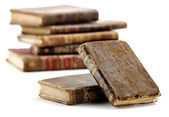18th century books — Stock Photo