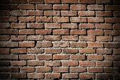 Aged brick wall — Stock Photo