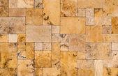 Sandstone wall — Stock Photo