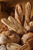 Artisan bakery — Stock Photo