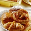 Stock Photo: Assorted pastries
