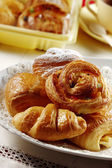 Assorted pastries — Stock Photo