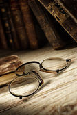 Antique spectacles — Stock Photo