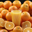 Orange juice — Foto de Stock