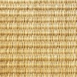 Light straw texture — Stock Photo