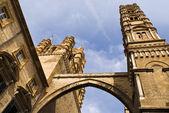 大教堂的巴勒莫 — 图库照片