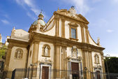 Church of palermo — Stock Photo