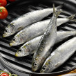 Fresh sardines — Stock Photo #32541163