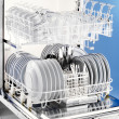 Stock Photo: Dishwasher machine