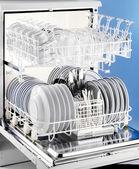 Dishwasher machine — Stock Photo