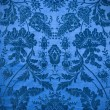 Vintage blue fabric background — Stock Photo #34144003
