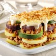 Greek moussaka — Stock Photo