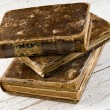 Stock Photo: Antique books
