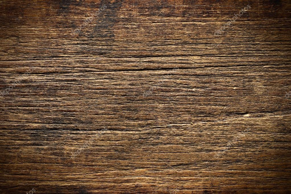 Im Alter Von Dunklen Holz Textur Stockfoto 35345585