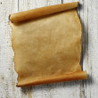 Old parchment — Stock Photo #35427657