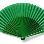 Green fan — Stock Photo #35427755