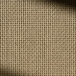 Biege fabric texture — Stock Photo