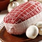 Stuffed beef roll — Stock Photo #37240011