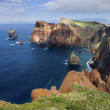 Stock Photo: Madeira,Cabo Saotiago