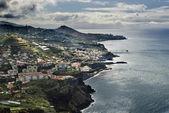 Madeira, câmara de lobos — Foto Stock