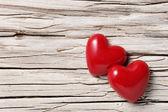 Carta di san valentino — Foto Stock