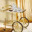 Stock Photo: Service cart