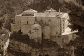 Monastery of saint paul,cuenca,spain — Stock Photo