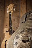 Bluegrass music — Stock Photo