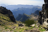 Madeira,pico do areiro — Stock Photo