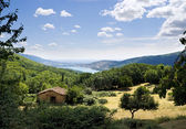 Valley of ambroz.spain — Stock Photo