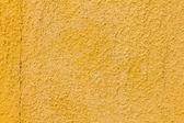 Yellow concrete — Стоковое фото
