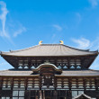 Todai-ji Temple Wooden temple in Nara, Japan — Stock Photo #38551733