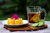 Время чая — Стоковое фото