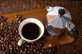 Espresso Maker — Stock Photo