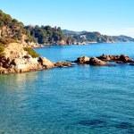 Playa de la Costa brava — Stock Photo #20398667