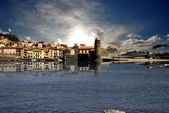 Collioure — Stock Photo