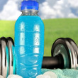 Sport drink — Stock Photo